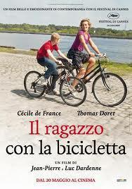 Il ragazzo con la bici Film