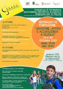 locandina seminario A3 2013